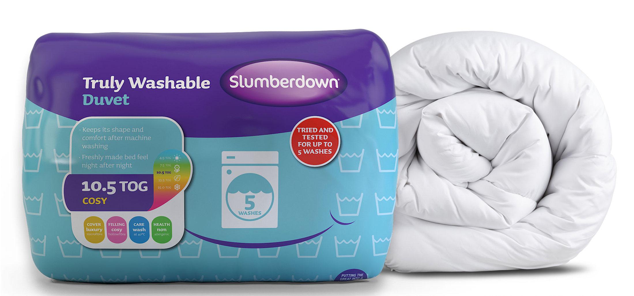 slumberdown - casestudy