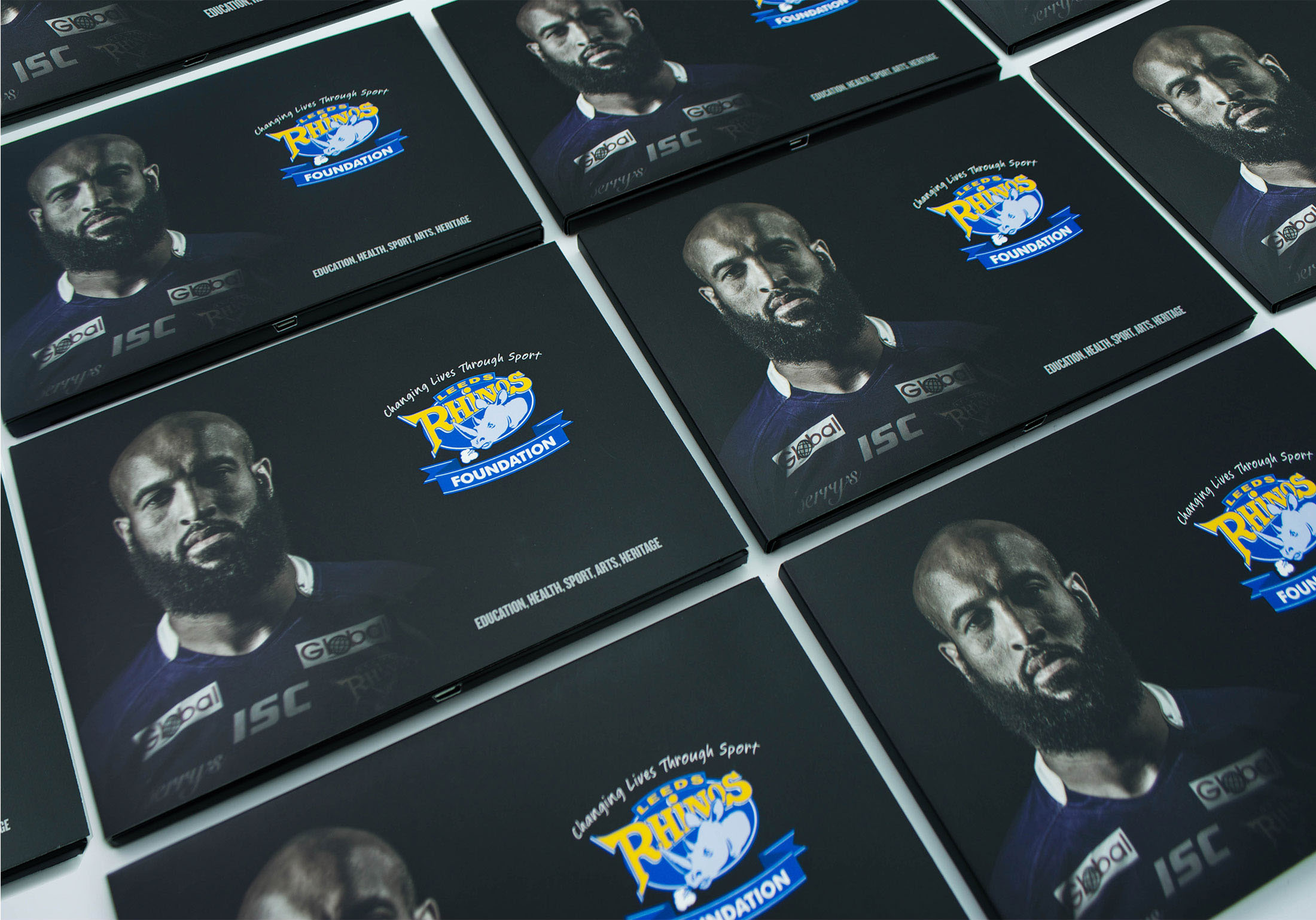 Leeds Rhinos Foundation video pack